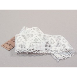 """""""Laume"""" Lace with edge"""