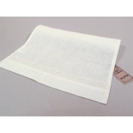 """""""Agne"""" Placemat with two 4cm borders"""