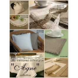 """""""Agne"""" Pillow Cover in two colours"""