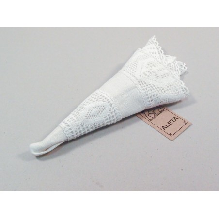 """""""Laume"""" Napkin ring """"Bunch lace"""""""