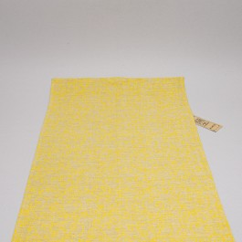 Filigran patern yellow with Natural