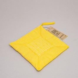 Pot Holder Yellow