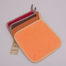 Pot Holder in two colors