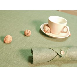Tablecloth with 1cm border