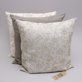 """Pillow Cover """"Frame"""" in two colors"""