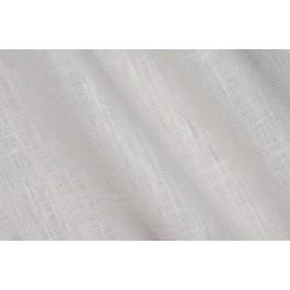 LINEN 265G/M² MILK WHITE RUSTIC 150CM WIDTH (05158)