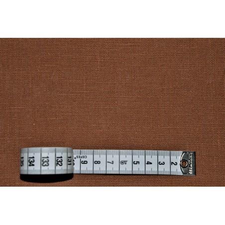 LINEN 185G/M² TERRACOTTA ORANGE 150CM WIDTH (OBR491CV1194)