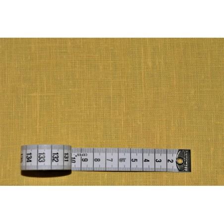 LINEN 185G/M² YELLOW 150CM WIDTH (OBR491CV1263)