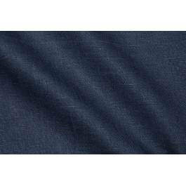 LINEN 185G/M² INK BLUE 150CM WIDTH